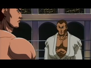 Baki the Grappler/ ���� ���� - ����� 1 ����� 8