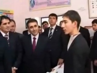 Dushanbe Tajik-Turkish Haji Kemal High School
